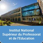 Institut National Supérieur du Professorat et de l'Éducation